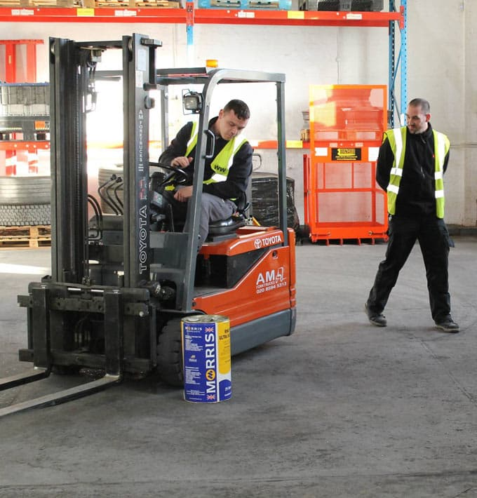 Forklift Instructor Course Itssar Direct Entry Course 2 Start